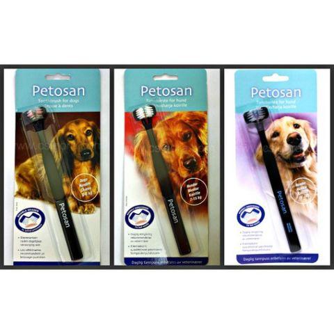 Petosan tandkräm för hund