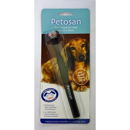 Petosan tandborste för hund - CSiGORAs Hundbutik 72a15705e4a40