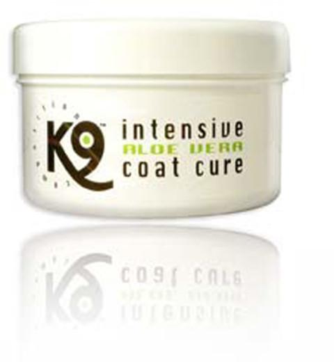 K9 Intensive Aloe Vera Coat Cure -inpackning