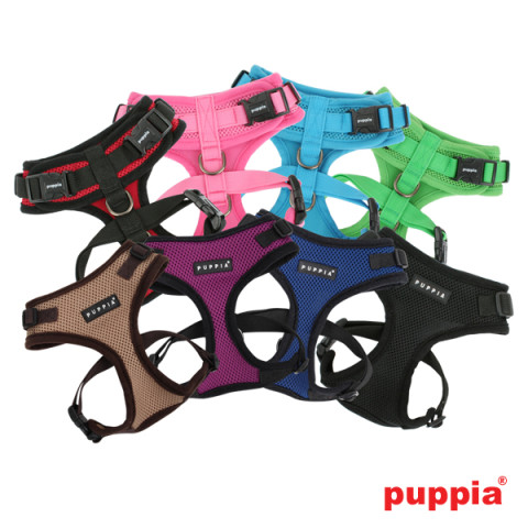 Puppia Ritefit Harness - mjuk hundsele