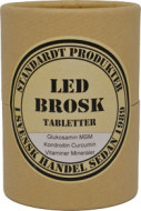 Standardt kosttillskott LED BROSK GLUKOSAMIN
