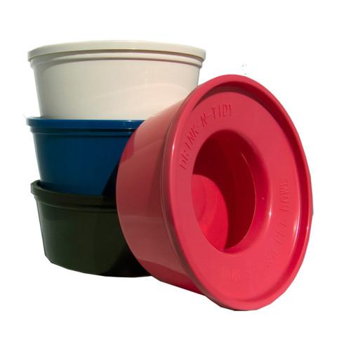 Antispillskål i plast