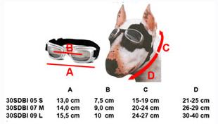 dogoptics-storlekstabell