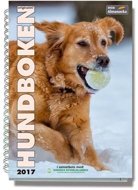 Hundboken 2017 är den perfekta almanackan