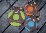West Paw Design Zogoflex Zisc Flying Disc