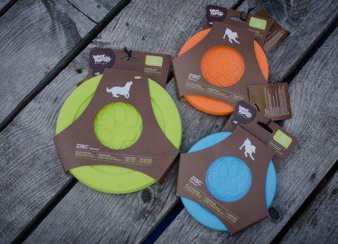 West Paw Design Zogoflex Zisc Flying Disc