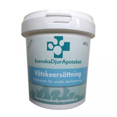 Svenska djurapoteket vätskeersättning