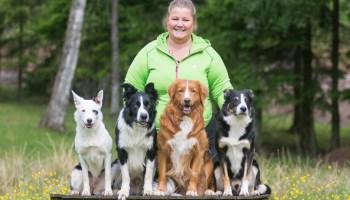 Boken Blygerhundar - Så gör du sin hund till en superhjälte