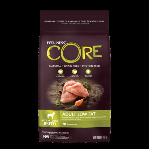 Core Adult Low Fat - Kalkon & Kyckling