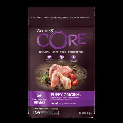 Core Puppy Original - Kyckling & Kalkon