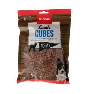 Dogman Lamb Cubes