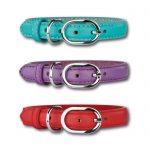 Pettarazzi läderhalsband