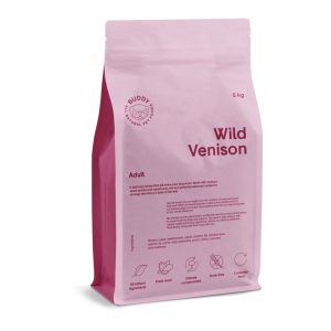 Buddy Pet Food Wild Venison