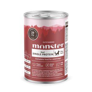 Monster Pet Food Single Protein - Biff