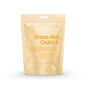 Buddy Pet Food Grass-Fed Ostrich