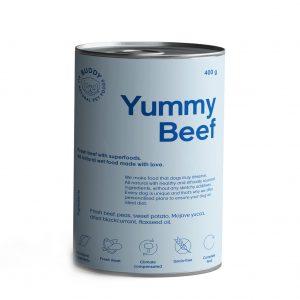 Buddy Pet Food Yummy Beef